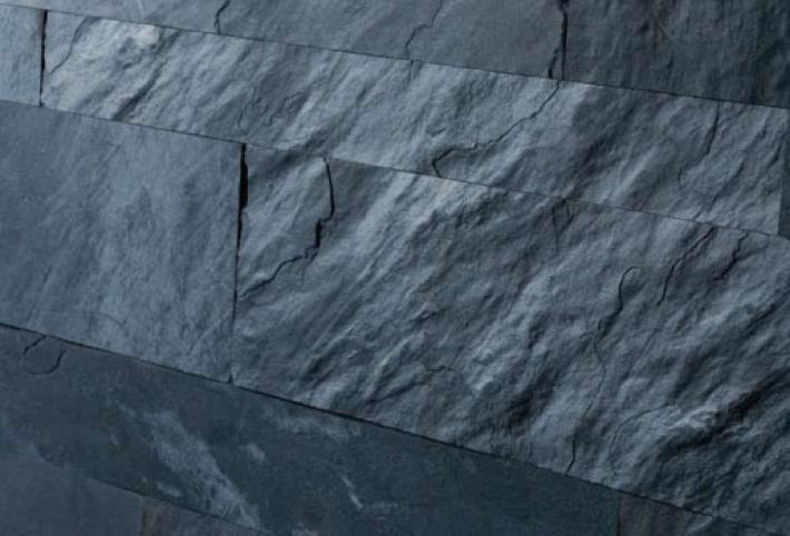 Forgiarini - Salle de bain avec pierre de parement ...